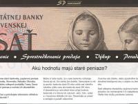Staré peniaze - staré bankovky - výkup - poradenstvo