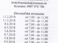 Burza Prievidza 2018