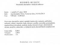 Hobby - Burza NITRA