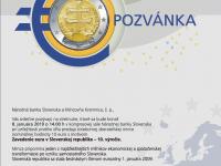 """Emisný deň Ag 10€ """"10. výročie zavedenia eura v SR"""""""