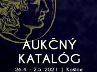 Aukcia Košice (2021) - 4. numizmatická aukcia Argentea