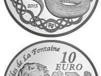 Pamätné Euromince Eurozóny 2013 - ukážky
