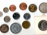 Svetové obehové mince - ukážky nových mincí v mojej zbierke