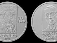 10 eur k 150. výročiu narodenia Ladislava Nádašiho-Jégého