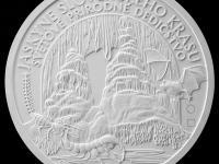 10 eur s tematikou Svetové prírodné dedičstvo – Jaskyne Slovenského krasu