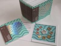 San Marino BU sada 2017 - nova narodna strana minci