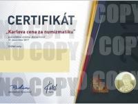 Certifikát č.3 bez držiteľa