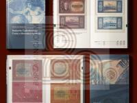 Bankovky Československa, Českej a Slovenskej republiky 1918-2018 - nový zaraďovací katalóg