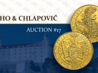 17. aukcia Macho & Chlapovič - 9. november 2018 - Bratislava