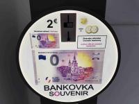 Do Banskej Bystrice sa opäť vráti 0 euro souvenir