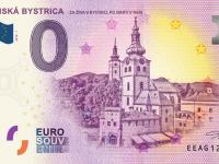 0 euro souvenir bystrický Barbakan