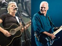 Roger Waters, David Gilmour