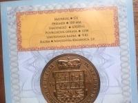 200 dukáty Albrecht z Valdsteina  / Cu /