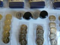 """Medaila """"10 DUKÁT""""  razená pri príležitosti 10. výročia vzniku Burzy mincí, 2008-2018"""