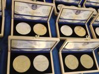 Medaila podľa vlastného návrhu