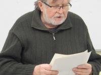 Smútočné oznámenie - opustil nás predseda, p. Alojz Balogh