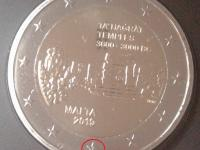 Ta' Ħaġrat – minca z BU sady so značkou F