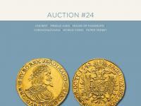 24. aukcia Macho & Chlapovič - 6. novembra, Elive  8.-11. novembra 2020 KATALÓGY NA STIAHNUTIE!!!