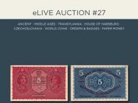 27. aukcia Macho & Chlapovič - 15. - 20. októbra 2021 KATALÓGY SÚ ZVEREJNENÉ!