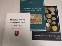 Nový katalóg Medailérska tvorba 1918-1960, 3.vydanie