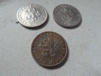 Oxidácia CuNi mince