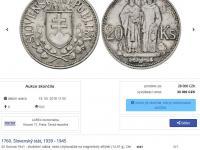 20 koruna 1941 - skúška ?