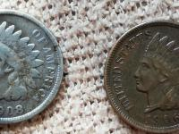 1 cent Indian head