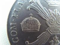 František II . 1796 A  krížový toliar , dobové falzum , novodobé falzum alebo skúšobná razba ?