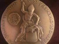 100. výročí založení  České numismatické společnosti