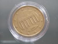 Nemeckých 50 centov bez značky mincovne