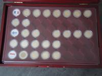 predám pamätné 2€ mince