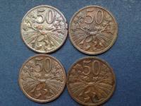 50 halierov
