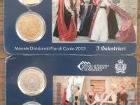 San Marino 2013 ccards