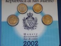 San Marino 2002 ccard