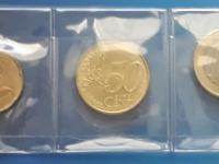 Monaco 2002 minset UNC