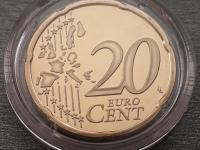 Monaco 2006 20c PROOF