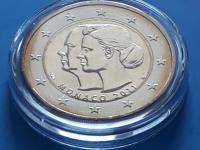 Monako 2011 BU minca