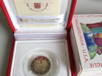 Vatikan 2 Euro 2015 Svetove stretnutie rodin Proof