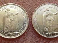 Predám 10 korony Františka Jozefa I. KB
