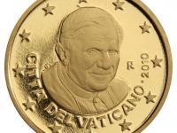 Obehové euro mince UNC
