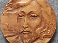 Medaila, Knobloch K.H.Mácha