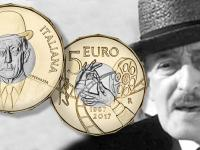 5 eur Taliansko 2017