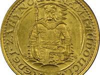 Kúpim dukát Sv. Václava