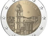2 Euro Litva 2017 - Vilnius