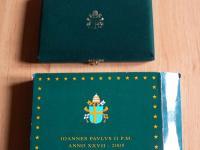 PROOF sada Vatikán 2005