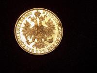 Predám zlatník 1861 A