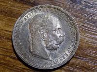 Predám peknú 1 korunu 1893 bz