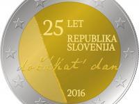 Ponúkam na výmenu 5 kusov 2e PM Slovinsko 2015 Emona za 5 kusov 2e PM Slovinsko 2016 Nezávislosť
