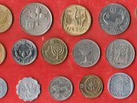 vymenim rozne mince - bezny obeh