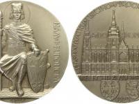 Kúpim medailu Chrám sv. Víta 1929 (Ag a Br)